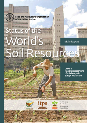 world soil resources